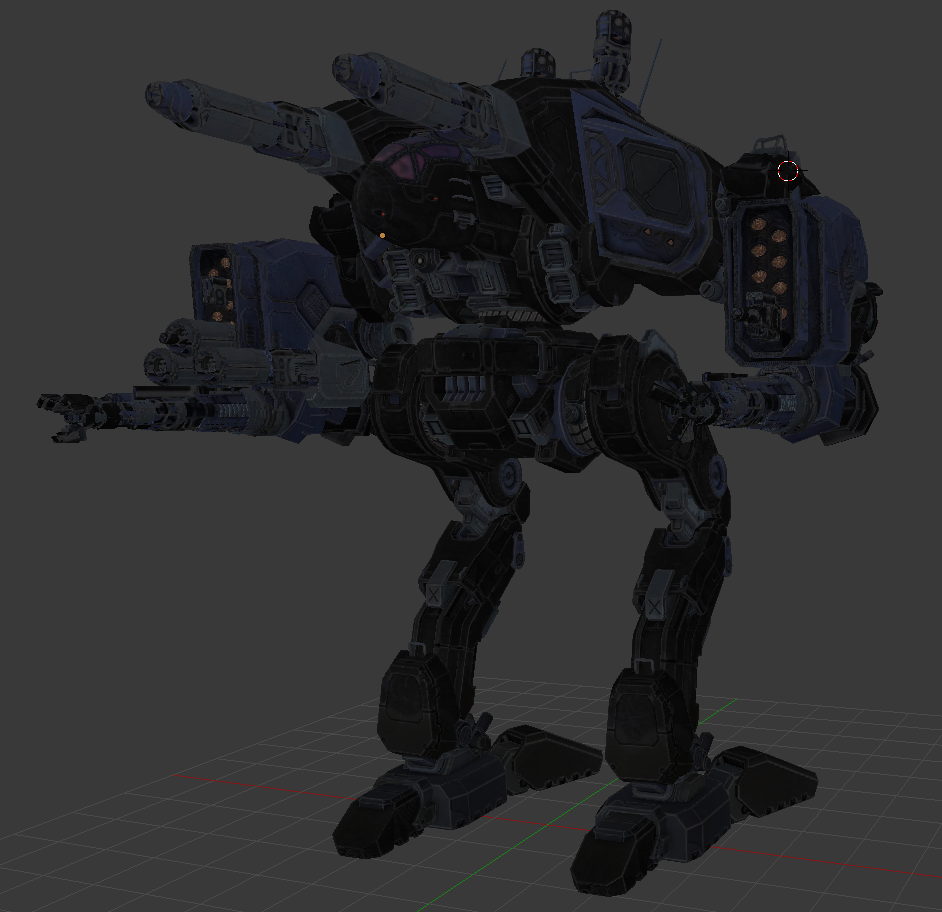 MWO: Forums - How To: Create Your Own Art Using Pgi's Mechs